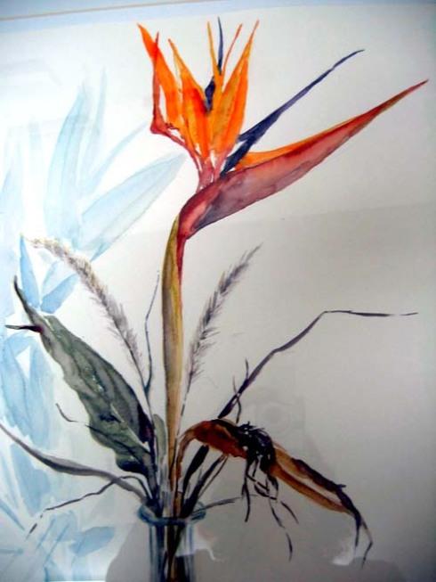 איריס קובליו, צבעי מים, 2005