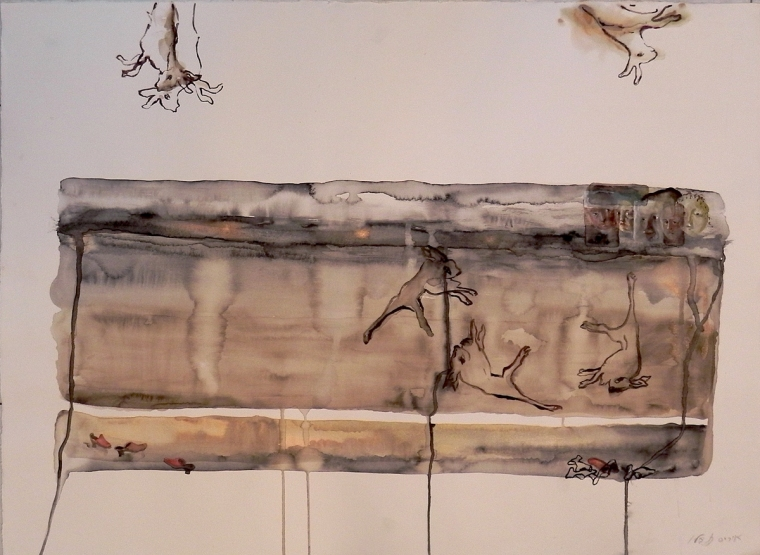 איריסיה קובליו, אקוורל, 2007,