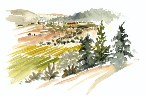איריס קובליו, אקוורל, 2002