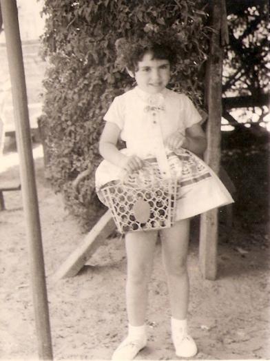 חג שבועות בגן חולדה, 1962-3