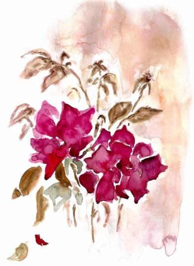 איריסיה קובליו, צבעי מים 2012
