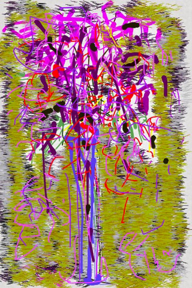 Iris Kovalio, Iophne sketches, 3013