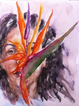 איריס איריסיה קובליו, צבעי מים, 2011