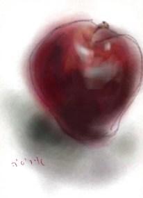 איריסיה קובליו, ציור באייפון, 2013