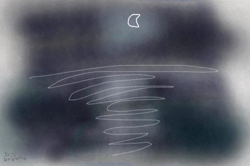 ירח על הים השחור 1