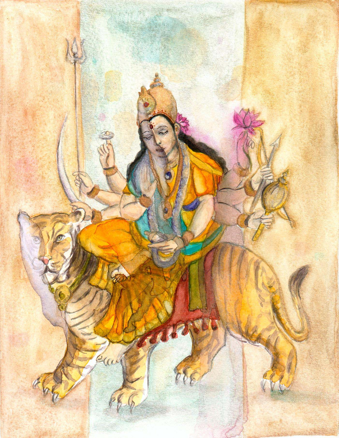 Durga big